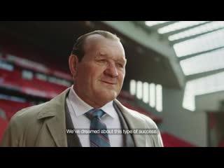 Bob Paisley and Jrgen Klopp walk the same Anfield pitch