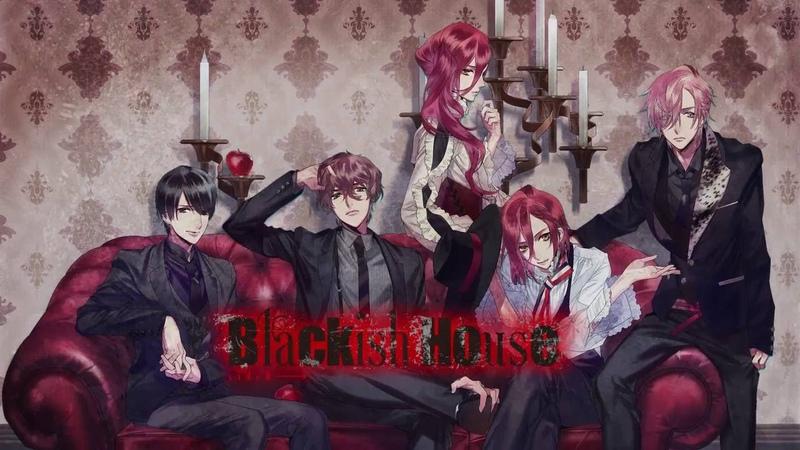 Blackish House sideA→ OP『Black and White』