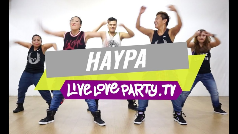 Haypa by MMJ Zumba® Dance Fitness Live Love Party