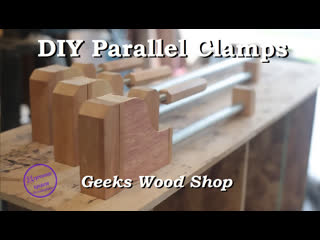 Diy parallel clamps