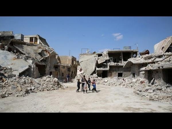 Мирная жизнь возвращается в Сирию.
