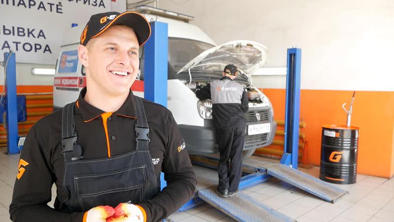 Вместе боремся с COVID-19 Денис Криворучко, слесарь-автомеханик