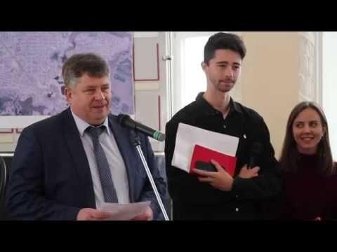 Публичное обсуждение проекта благоустройства ул. Персиянова