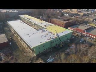 Cтроительство медицинского центра