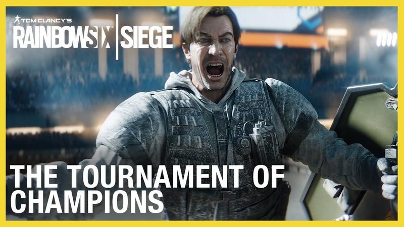 Rainbow Six Siege: The Tournament of Champions Six Invitational 2020 Ubisoft NA