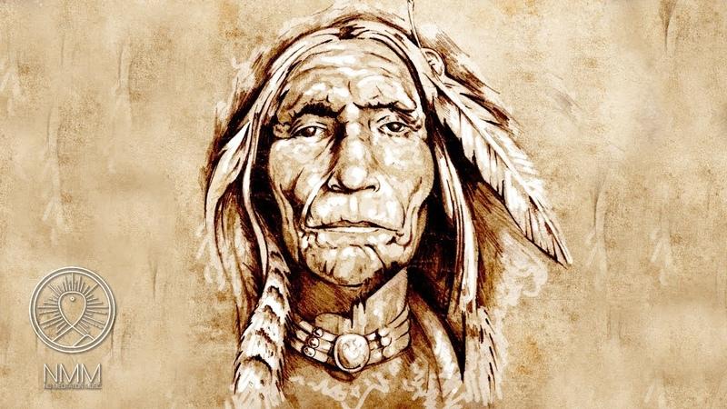 Native American Sleep Music canyon flute nocturnal canyon sounds, sleep meditation