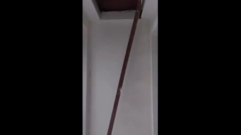 ЖК Южная Битца Пожарная лестница в 1 2 пусах mp4 240p mp4