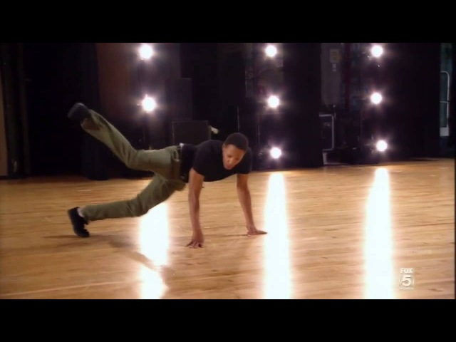 Morris Isby Audition So You Think You Can Dance Season 10