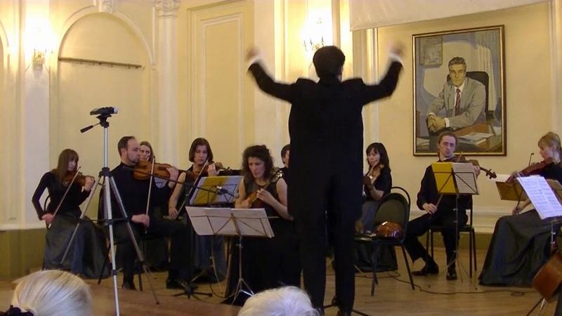 Г Зайцев Концерт для домры с оркестром Ex Ipsis Из тех