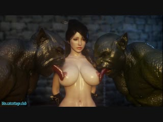 Secret of beauty 4 - kunoichi edition - early access version [affect3d]
