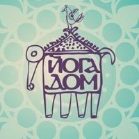 Логотип  Йогадом Тольятти / йога, массаж, диагностика