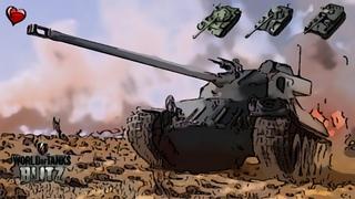wot blitz,Подборка прем танков Dicker Max,Skorpion G,T-34-3,Lorraine 40 t