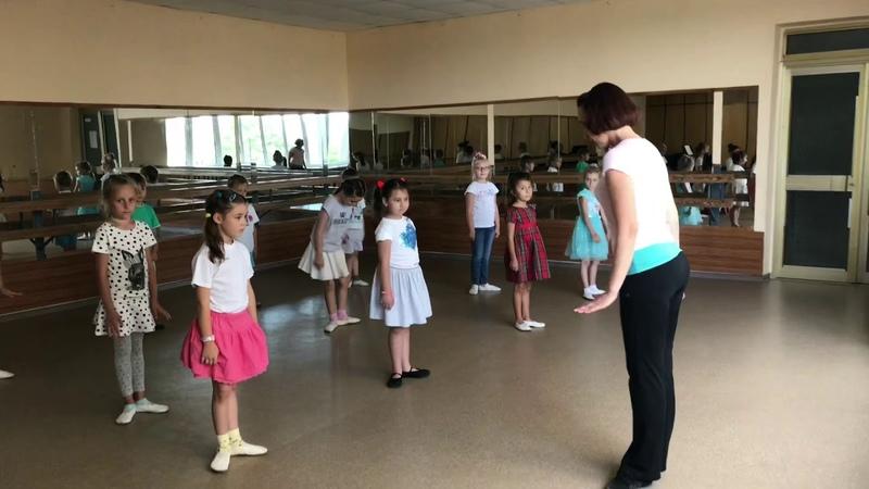 Танец Веселые лягушки Детская хореография