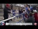 1 е рейтинговые бои Лига бокса г Москвы – 10 10 20 г до 91 кг