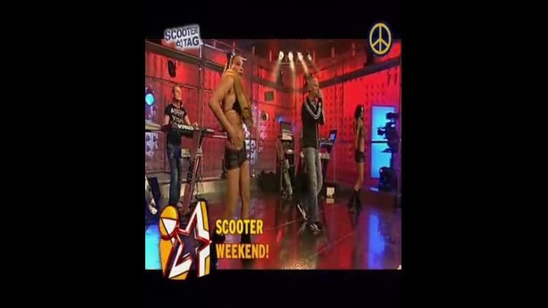 Scooter - Weekend! (Live @ VIVA Interaktiv)