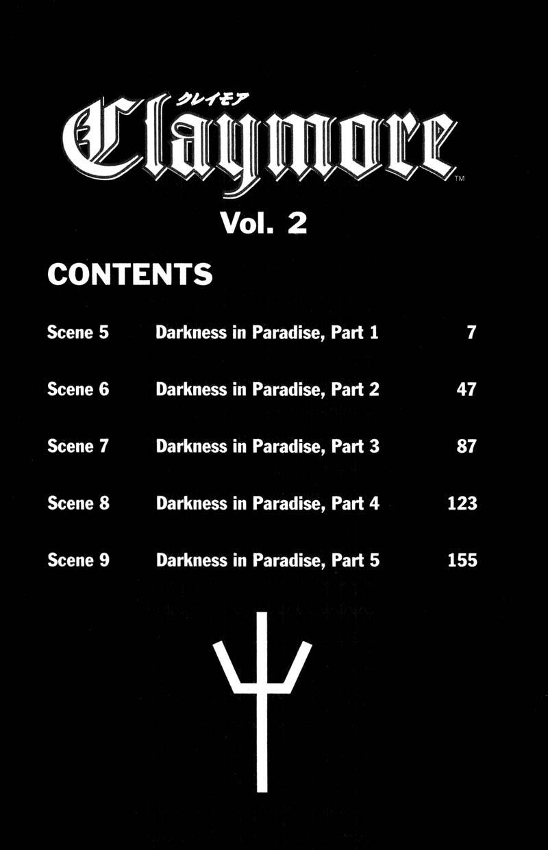 Claymore, Chapter 5, image #6
