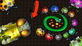 Littlebigsnake io #1 ✅  Funny 👀 Trolling 💥 Big Snake Epic Best Fighting 👀 GamePlay MONSTER Kill !💪