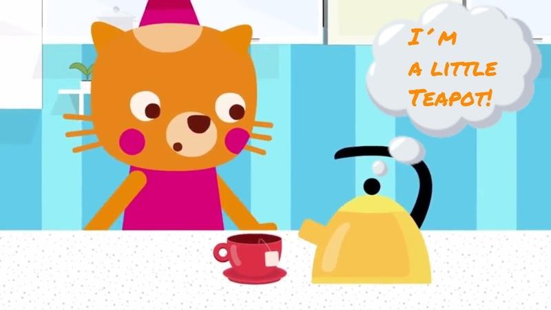 I´m a Little Teapot Song for Children