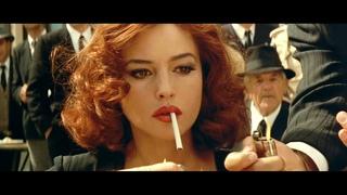 Великолепная Моника Беллуччи (сцена с сигаретой)
