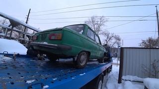 Запорожец ЗАЗ 968M Автохлам Купили еще один