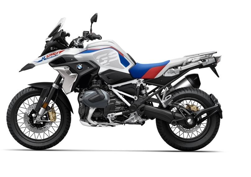 Турэндуро BMW R1250GS/R1250GS 2021