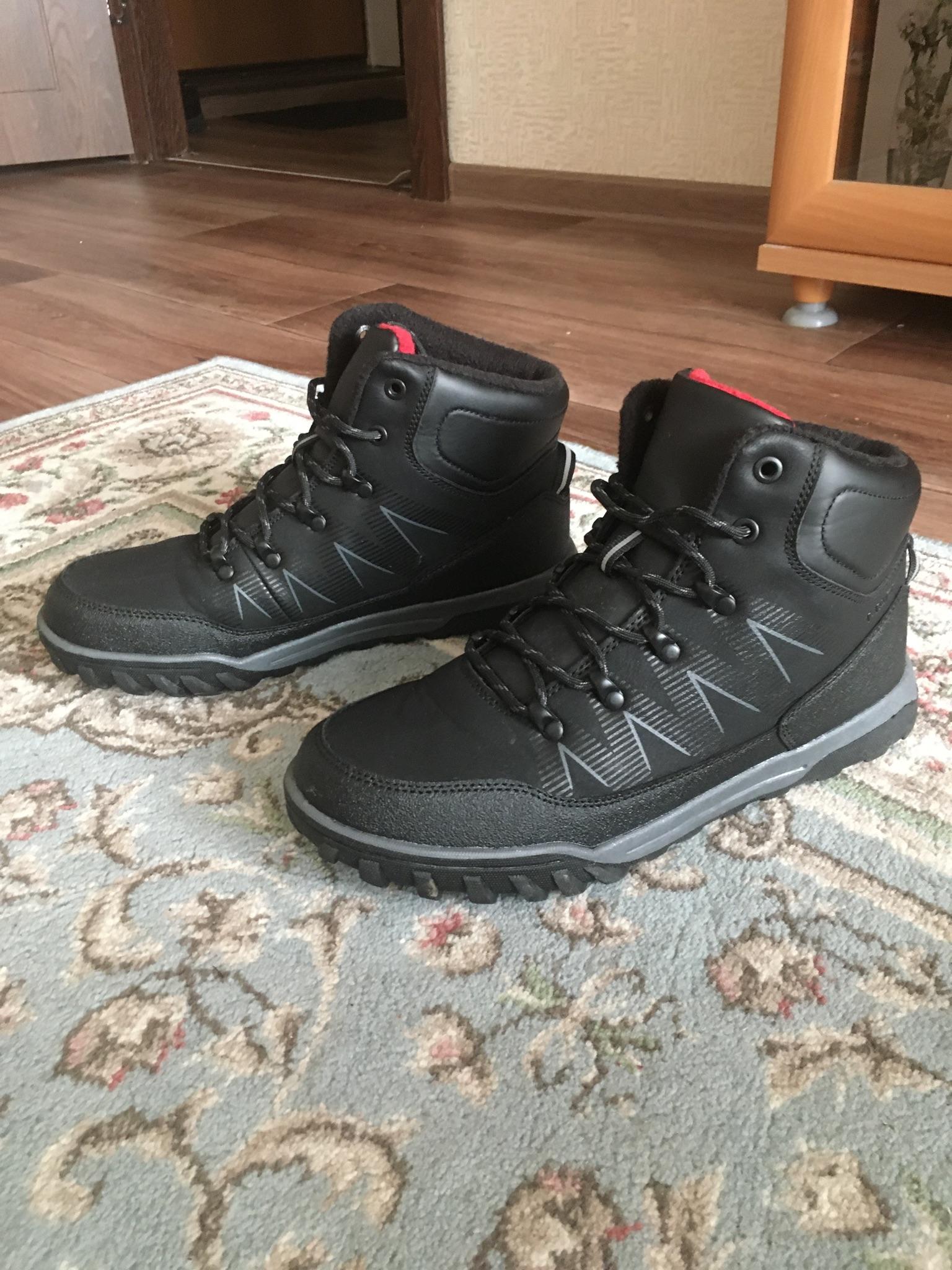Купить  Ботинки 41 размер не разу не | Объявления Орска и Новотроицка №387