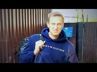 """""""Освободите Навального!"""" Суд начинает слушания - бунта не получилось. Прямая трансляция"""