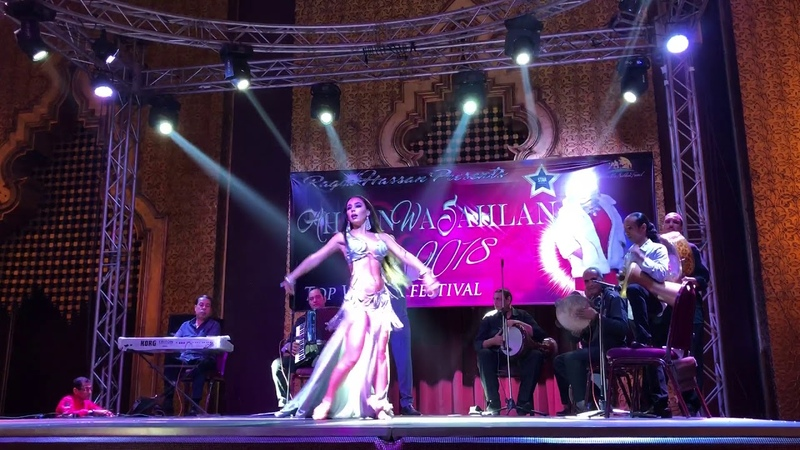 MARGARITA SAVCHENKO AHLAN WA SAHLAN 2018 Cairo