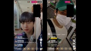200927 남우현 인스타그램 라이브방송 다시보기 NAM WOO HYUN Instagram Live