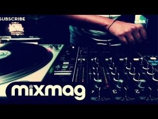 STWO & DJRUM  trap, jungle & hip hop sets in Mixmag's Lab