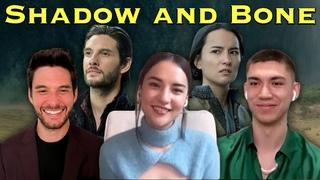 Jessie Mei Li and Ben Barnes' chosen Grisha powers! [OFFICIAL INTERVIEW] Shadow and Bone Netflix