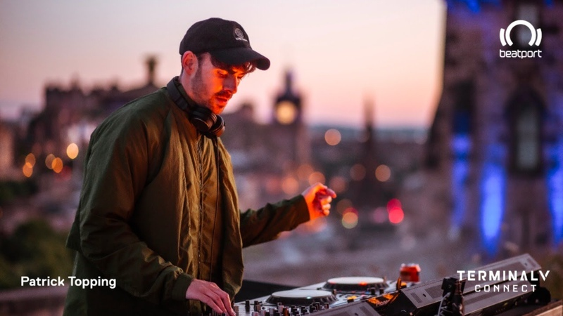 Patrick Topping DJ Set @ Calton Hill Edinburgh Terminal V Connect @Beatport Live 2020