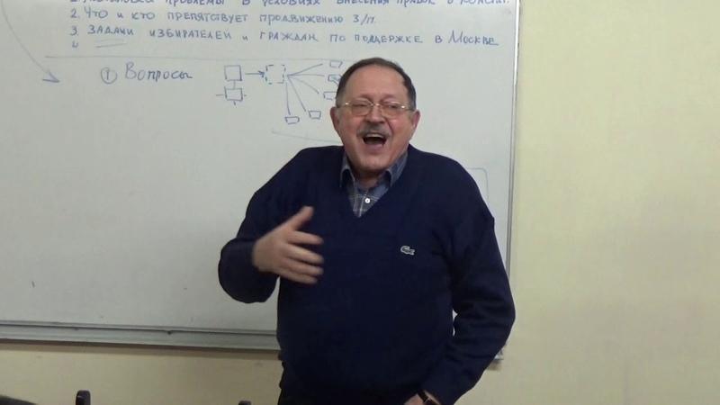 Владимир Бортко vs Юрий Мухин как правильно менять Конституцию Встреча с избирателями 19 02 2020
