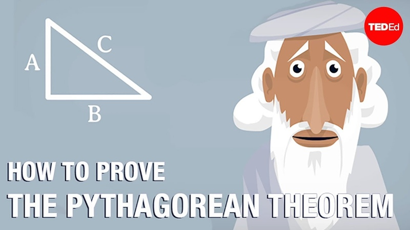 How many ways are there to prove the Pythagorean theorem? Betty Fei