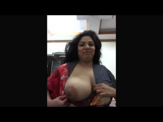 Egyptian Muslim Woman Showing her Nipple and big areola ( Muslimah Arab whore slut big boobs breasts bitch Pakistani Indian )