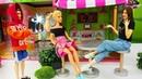 Играем в шпионов! 🕵️ Куклы Барби и Кен - новые приключения. С кем встречается кукла Barbie