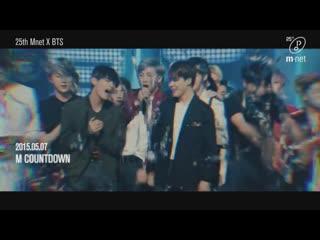 Озвучка Riddle Space 25 Mnet интервью BTS