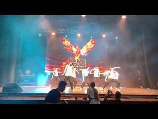 BeYourSelf Чемпионы  на Fame Your Choreo