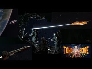 БИТВА В ОТКРЫТОМ КОСМОСЕ / Battle In Outer Space HD (Japan, 1959) ШЕДЕВРЫ МИРОВОЙ КИНОФАНТАСТИКИ !!!