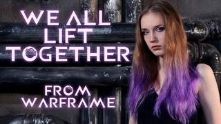 Warframe | We All Lift Together [METAL COVER] (GO!! Light Up!)