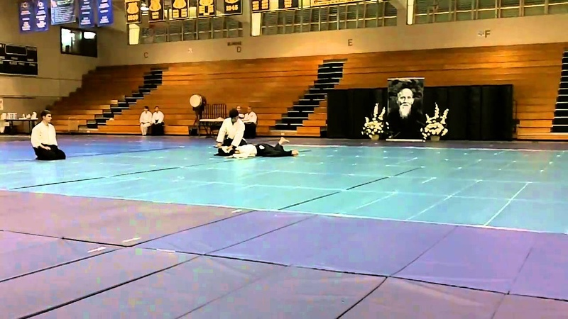 Waka Sensei Ueshiba Mitsuteru Demonstration at Aikido Celebration 2011 [HD - 720p]