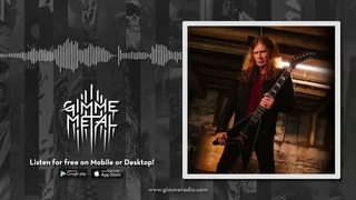 Gimme Metal | Megadeth Album Update on The Dave Mustaine Show