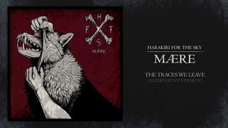 Harakiri For The Sky - The Traces We Leave feat. LEESA