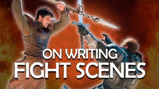 On Writing: Fight Scenes! [ Sanderson | GoT | The Shining | Dragon Tattoo ]
