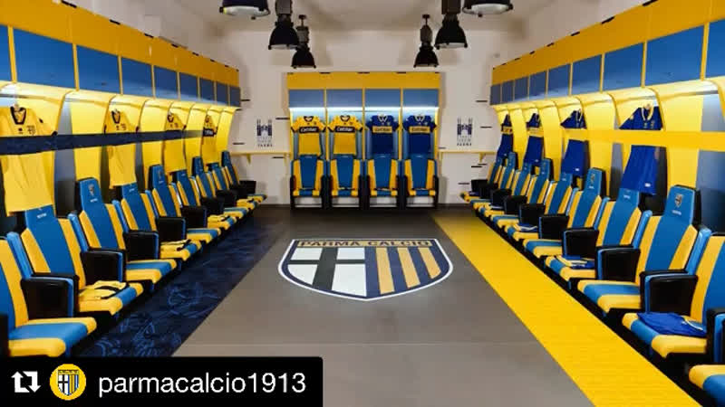 New maglie Parma