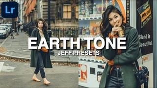 EARTH TONE Preset   Lightroom Mobile Preset Free DNG   Lightroom Editing Tutorial Deep Warm 2021