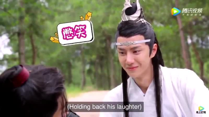Yibo and xiao zhan complementing each other while bickering