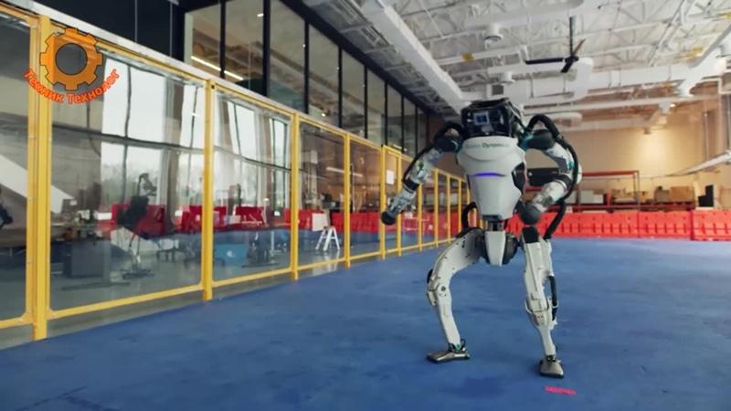 Как дела у самых продвинутых роботов Техник Технолог