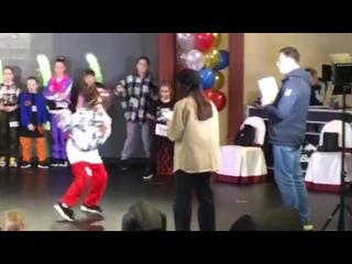 6. . Кубок Санкт-Петербурга. Хип-Хоп. Дети. Соло. Открытый класс.