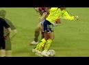 Небольшая подборка ярких финтов и обводок в исполнении Роналдиньо